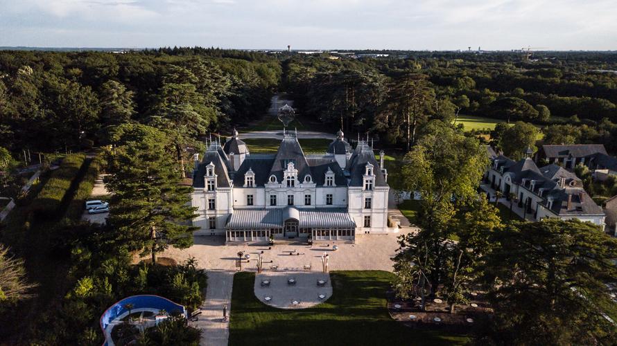 Notre hôtel 5 étoiles vous ouvre ses portes ! Château de Maubreuil