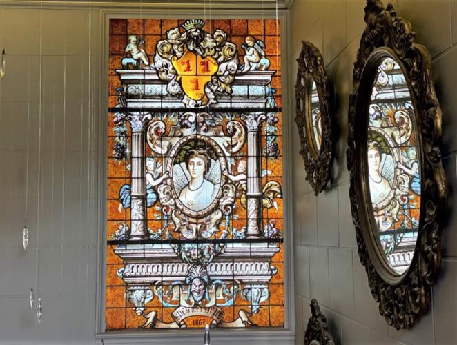 LES SECRETS DE MAUBREUIL Château de Maubreuil